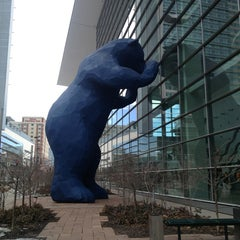 Photo taken at Colorado Convention Center by Teresa A. on 3/11/2013