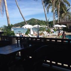 Photo taken at Phangan Bayshore Resort by Merijn M. on 8/17/2014