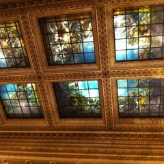 Photo taken at Grand Hotel Plaza by Varvara S. on 3/19/2013