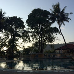 Photo taken at Patong Lodge Hotel by Ksy I. on 4/6/2015