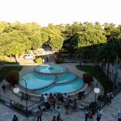 Photo taken at UNOESTE - Universidade do Oeste Paulista by Renan G. on 2/15/2013