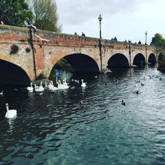 Photo taken at Stratford-upon-Avon by Alan S. on 10/18/2015