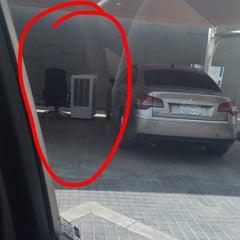 Photo taken at Tatweer Towers by Ghada on 7/14/2015