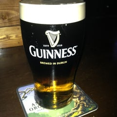 Photo taken at Mickey Byrne's Irish Pub by Kiki L. on 2/1/2013
