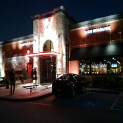 Photo taken at BJ's Restaurant and Brewhouse by Michael S. on 4/17/2013