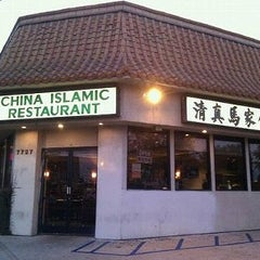 Photo taken at China Islamic Restaurant by LA Weekly on 8/4/2014