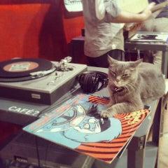 Das Foto wurde bei La Fin Du Vinyle von Maïlys B. am 6/9/2013 aufgenommen