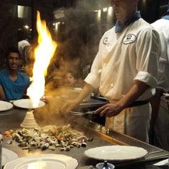Photo taken at Yamato Japanese Restaurant by Maria G. on 6/1/2013