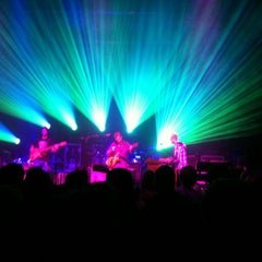 Photo taken at Town Ballroom by Anders M. on 1/17/2013