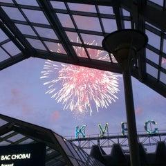 Photo taken at Курский вокзал / Kursky Rail Terminal by Alexander P. on 5/28/2013