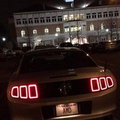 Photo taken at Arkansas Tech University by Abdalh A. on 2/2/2016