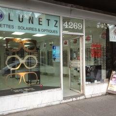 Photo taken at Lunetz by LUNETZ M. on 5/9/2013