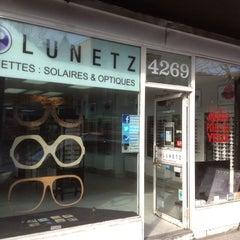 Photo taken at Lunetz by LUNETZ M. on 5/11/2013