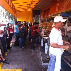 Photo taken at Tortas Gigantes la Villa by Armando I. on 10/19/2012