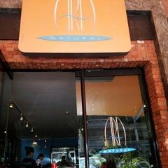 Photo taken at ARA Café by Yeiker V. on 1/19/2013