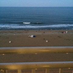 Photo taken at Holiday Inn Va Beach-Oceanside (21st St) by Hilary S. on 8/24/2015