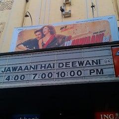 Photo taken at Regal Cinema by Chaiytra V. on 5/31/2013