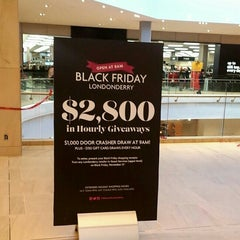 Photo taken at Londonderry Mall by Reagan L. on 11/27/2015
