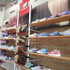 Photo taken at New Balance by Kasey C. on 2/24/2013