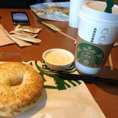Photo taken at Starbucks by Cenk B. on 1/30/2013