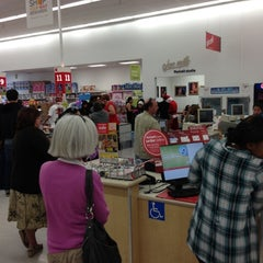 Photo taken at Kmart by Daniel D. on 11/25/2012