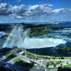 Photo taken at Niagara Falls (Canadian Side) by Alexandria N. on 6/4/2013