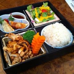 Photo taken at Mikaku Sushi by Jamison H. on 8/29/2011