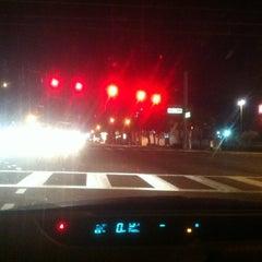 Photo taken at Park Blvd & Seminole Blvd by lenore r. on 11/25/2011