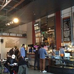 Photo taken at 780 Café by ziva on 11/18/2012