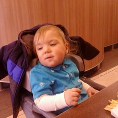 Photo taken at Burger King® by Holly O. on 1/28/2013