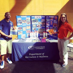 Photo taken at Clayton State University School of Business by Shannon E. on 8/20/2014