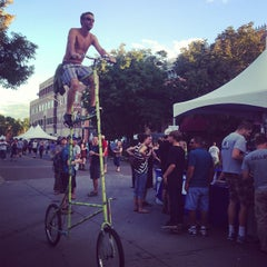 Photo taken at Fortoberfest by Steven A. on 9/22/2013