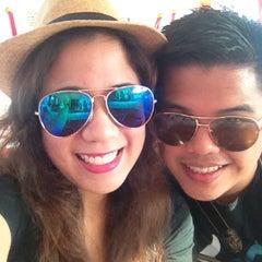 Photo taken at Boat ride to Batangas by Korine G. on 4/21/2014