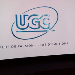 Photo taken at UGC Ciné Cité Bordeaux by sanz A. on 6/19/2013