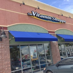 Photo taken at The Vitamin Shoppe by Geoff S. on 5/21/2013