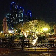 Photo taken at Chamas Churrascaria & Bar مطعم شاماس البرازيلي by Ali B. on 2/25/2013