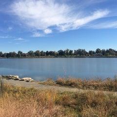 Photo taken at Berkeley Park by Erin D. on 10/24/2015