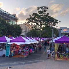 Photo taken at The Collective Markets by Gordon W. on 9/5/2015