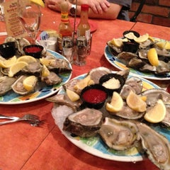 Photo taken at Big Al's Oyster Bar by cindy on 10/30/2012