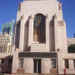 Photo taken at ANZAC War Memorial by Mark W. on 5/2/2013