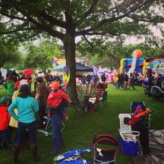 Photo taken at Roger Sherman Baldwin Park by Greenwich Town P. on 5/25/2013
