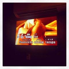 Photo taken at Karaoke Duet 48 by Niña D. on 7/4/2013
