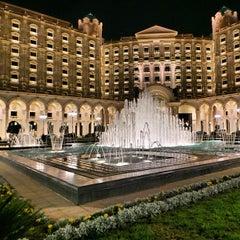 Photo taken at The Ritz-Carlton, Riyadh by Khalifa H. on 2/5/2013
