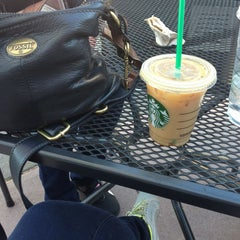 Photo taken at Starbucks by Amela A. on 3/10/2013