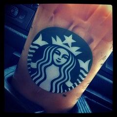 Photo taken at Starbucks by 👑Nadia Fern🌿 ⚾. on 10/25/2012