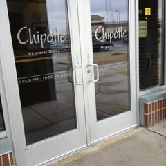 Photo taken at Chipotle Mexican Grill by Brittany A. on 2/18/2013