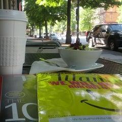 Photo taken at Lift Coffee Shop & Café by Fitz M. on 4/27/2013