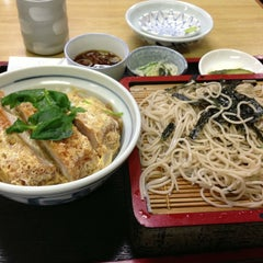 Photo taken at 生蕎麦 山中屋 by nek on 7/24/2013