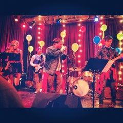 Photo taken at Bootleg Bar & Theater by LA Virgin on 1/10/2013