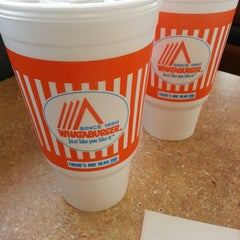 Photo taken at Whataburger by Jimmy B. on 2/24/2013